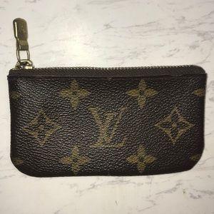 Louis Vuitton key pouch 💯 authentic